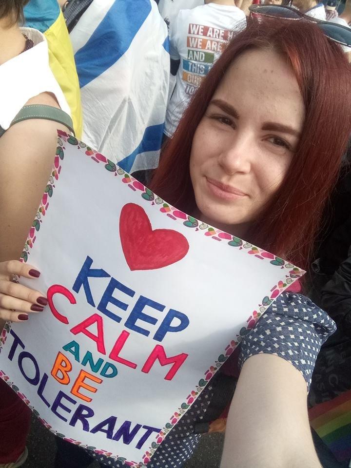 Запорожцы приняли участие в Марше равенства в рамках КиевПрайда-2017, - ФОТО, фото-4