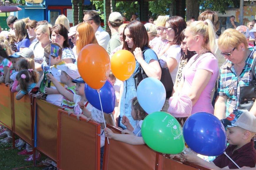 В Полоцке залипли все! Бонстик-шаттл приземлился в парке культуры и отдыха, фото-6