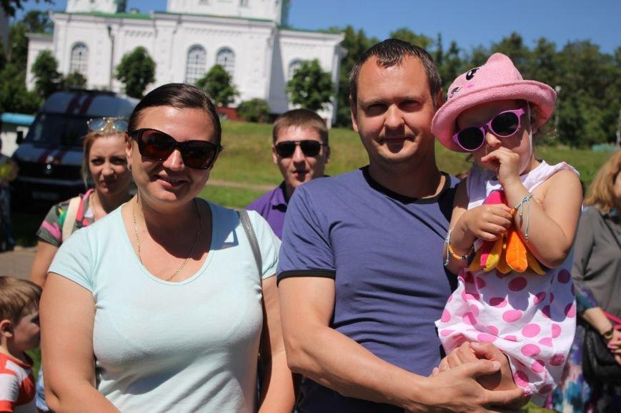 В Полоцке залипли все! Бонстик-шаттл приземлился в парке культуры и отдыха, фото-2