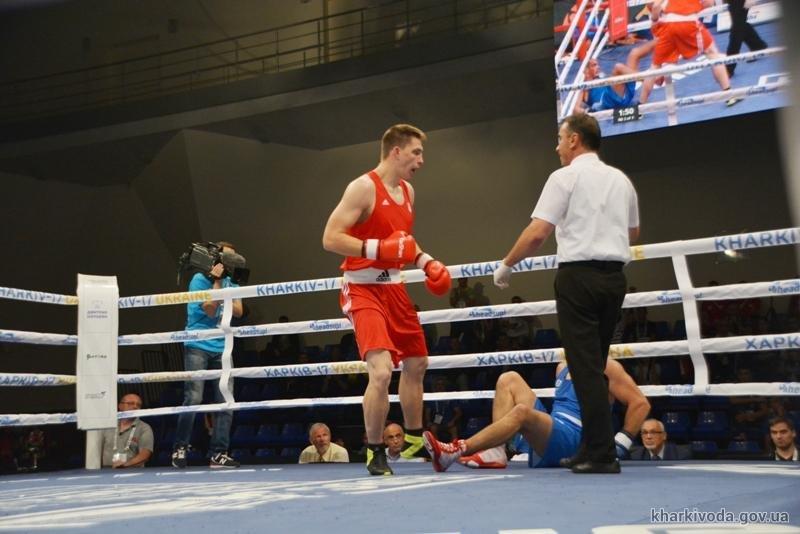 Харьковский боксер Рамазан Муслимов дебютировал на чемпионате Европы с победы (ФОТО), фото-2