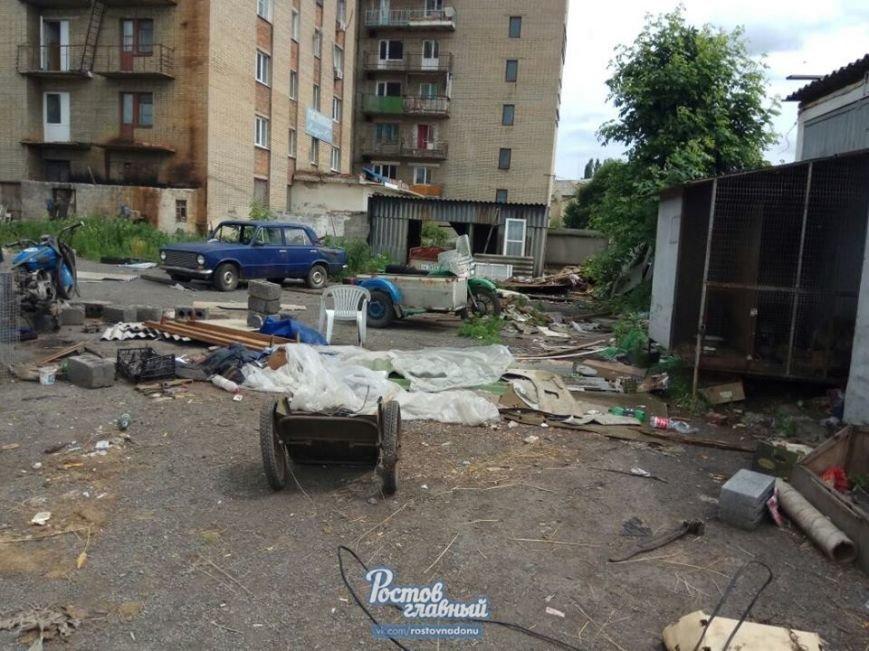В частном зоопарке в Новошахтинске голодают медведь, козлик, олени и ручная ворона, фото-1