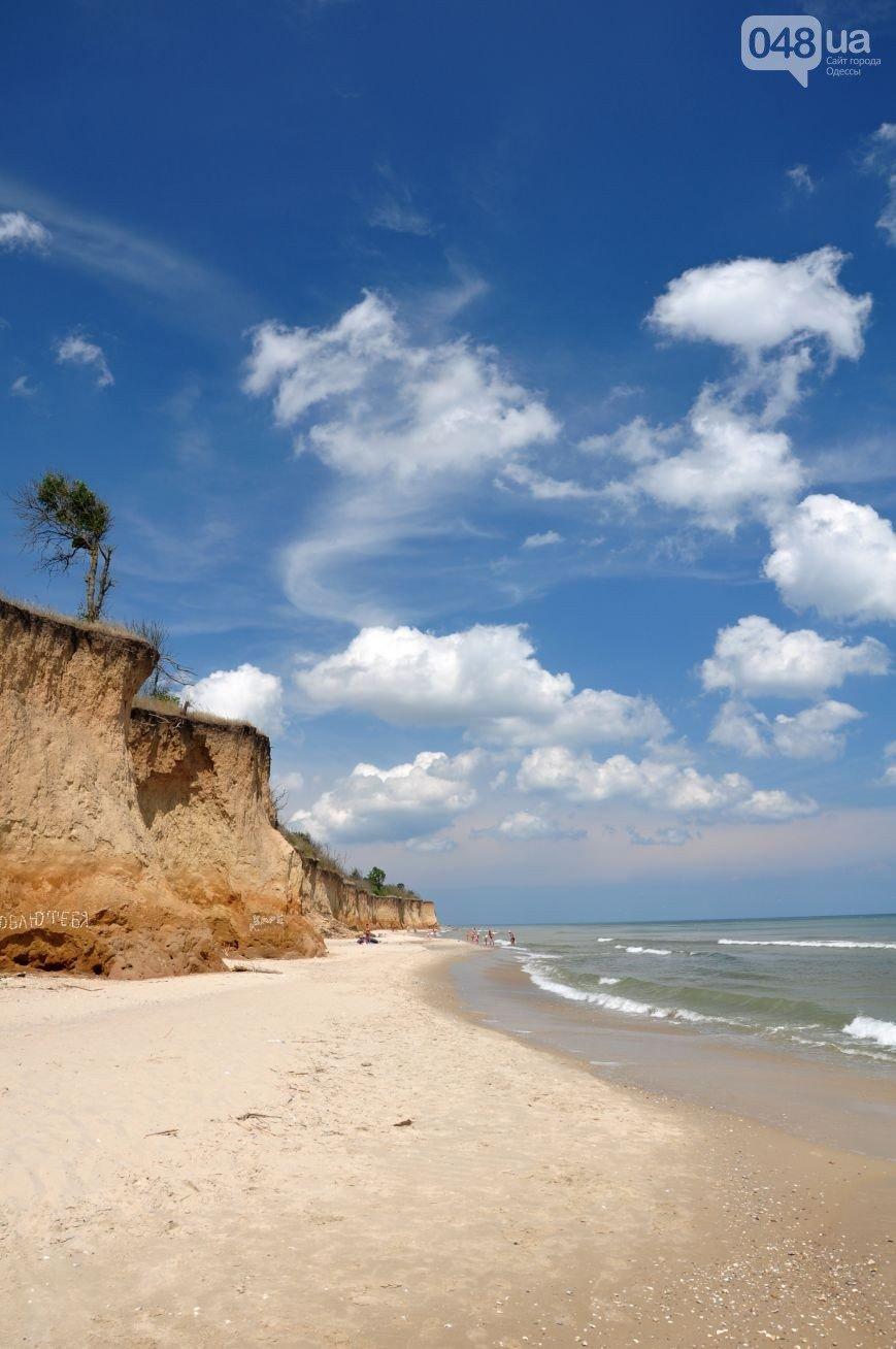Тет-а-тет с природой: рейтинг лучших диких пляжей вблизи Одессы (ФОТО), фото-1