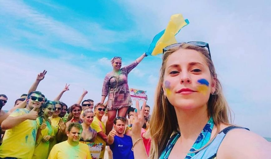 Под Мариуполем прошел Форум, объединивший молодежь Востока и Запада (ФОТО), фото-9