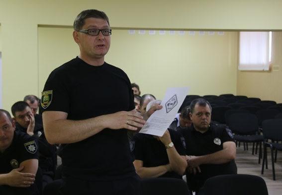 В Мариуполе представители велоассоциации и  байкеры обсудили с полицией  проблемы на дороге (ФОТО), фото-4