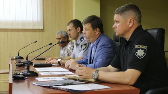 В Мариуполе представители велоассоциации и  байкеры обсудили с полицией  проблемы на дороге (ФОТО), фото-5
