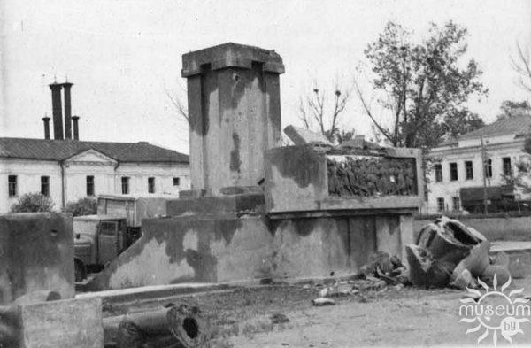 Каким был Полоцк летом 1941 года: фотографии и видео, сделанные немецкими солдатами в первые дни оккупации, фото-6