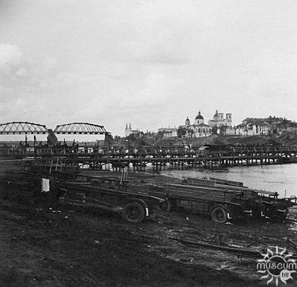 Каким был Полоцк летом 1941 года: фотографии и видео, сделанные немецкими солдатами в первые дни оккупации, фото-1