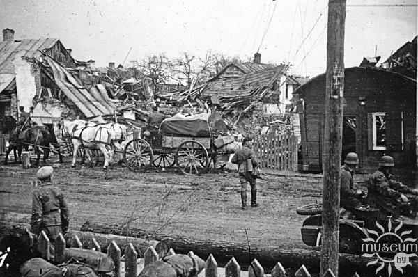 Каким был Полоцк летом 1941 года: фотографии и видео, сделанные немецкими солдатами в первые дни оккупации, фото-2