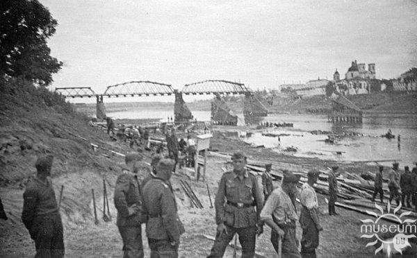 Каким был Полоцк летом 1941 года: фотографии и видео, сделанные немецкими солдатами в первые дни оккупации, фото-3