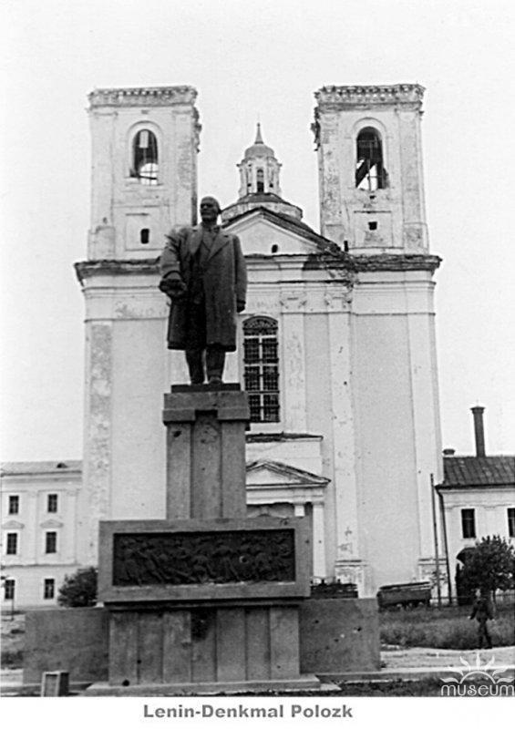 Каким был Полоцк летом 1941 года: фотографии и видео, сделанные немецкими солдатами в первые дни оккупации, фото-5