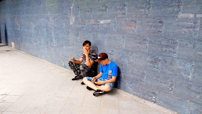 Сотни одесситов толкутся на жаре за загранпаспортами (ВИДЕО, ФОТО), фото-10
