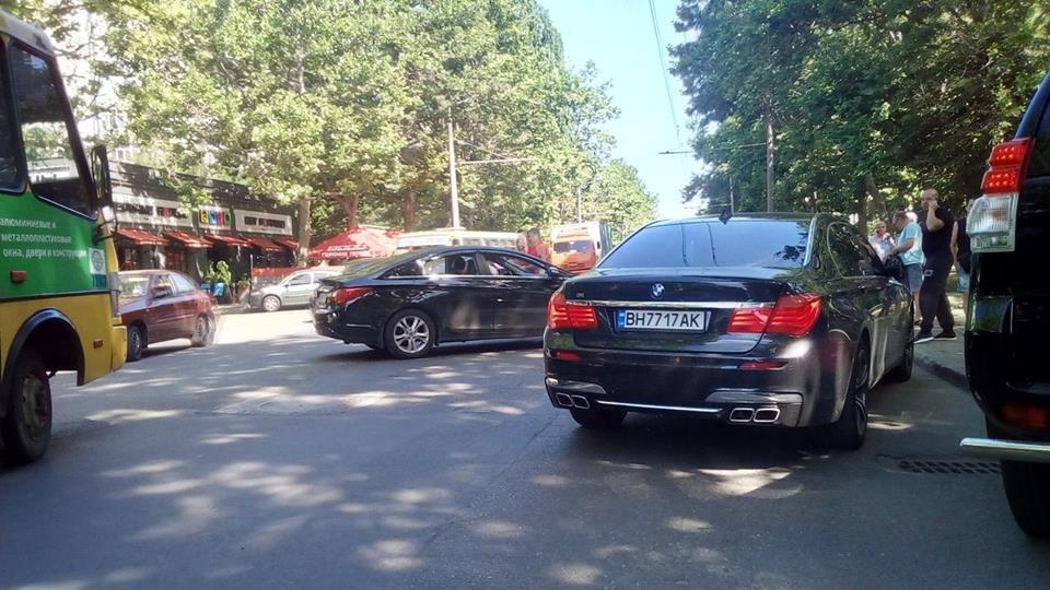 В Одессе на Таирова сбили мопедиста (ФОТО), фото-2