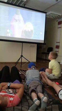 Маленьким авдеевцам с помощью мультфильма рассказали о природе человеческих чувств (ФОТО), фото-2
