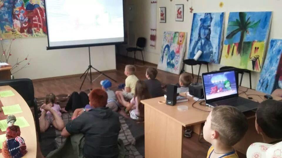 Маленьким авдеевцам с помощью мультфильма рассказали о природе человеческих чувств (ФОТО), фото-1