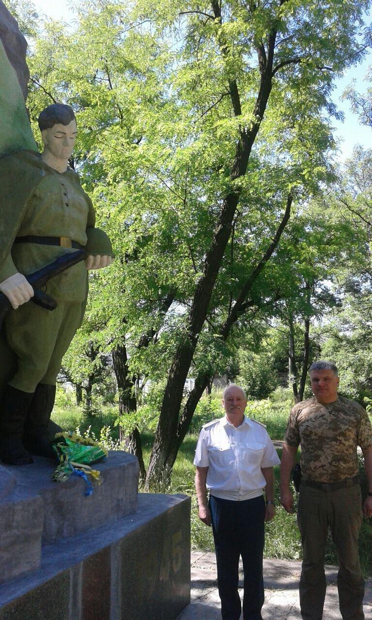 Авдеевские власти почтили память жертв войны в Украине (ФОТО), фото-2