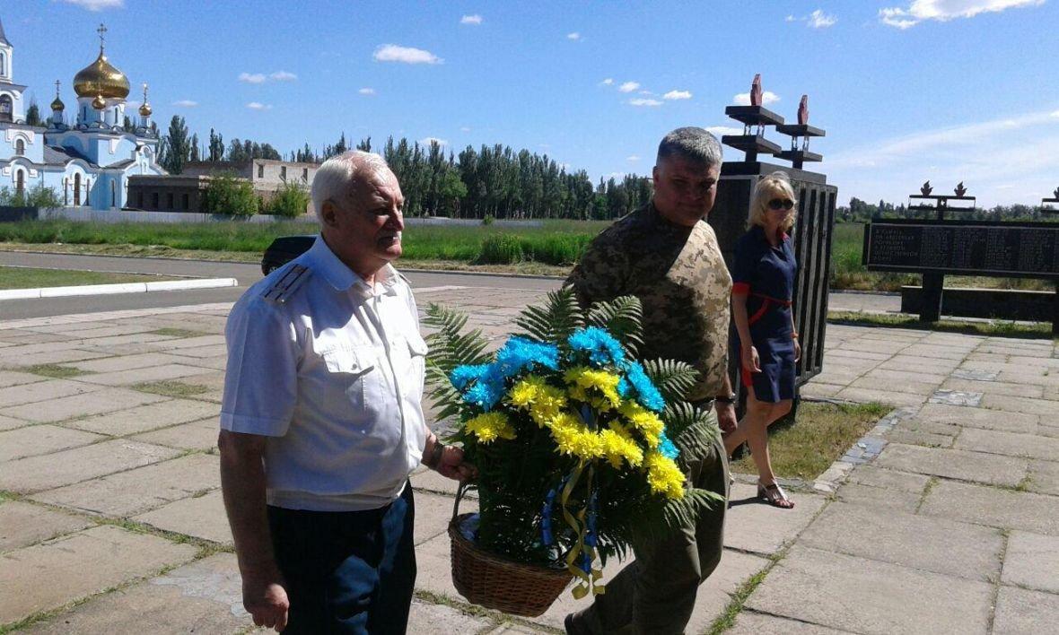 Авдеевские власти почтили память жертв войны в Украине (ФОТО), фото-1