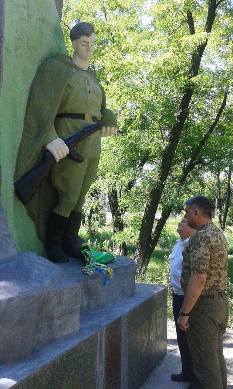 Авдеевские власти почтили память жертв войны в Украине (ФОТО), фото-6