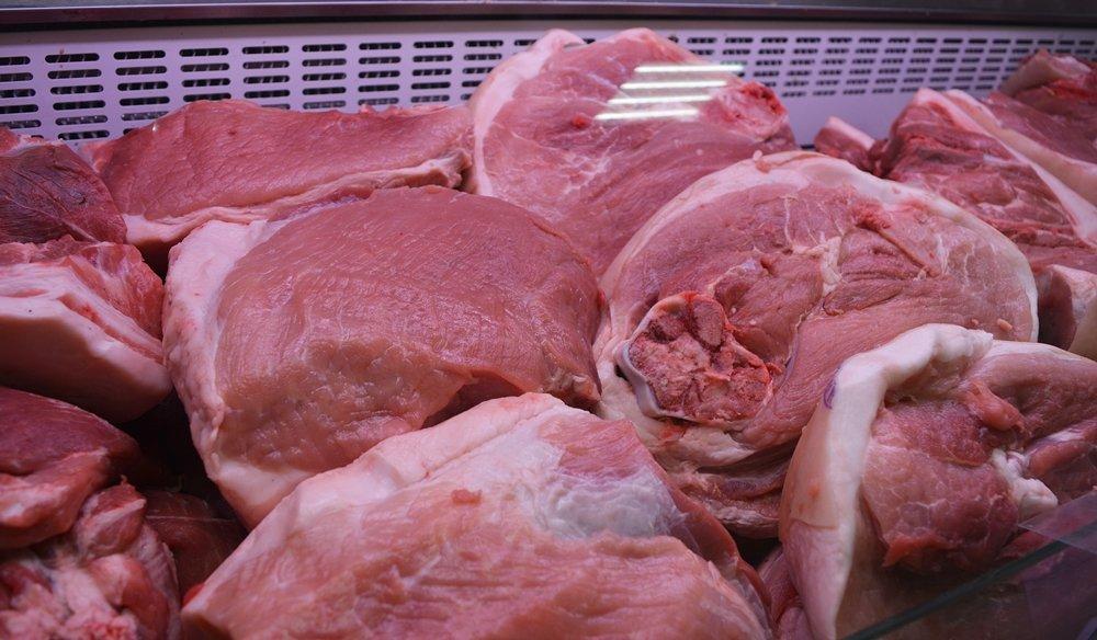 «Утром собирается очередь»: в Новополоцке открылся мясной магазин ОАО «Шайтерово», фото-8