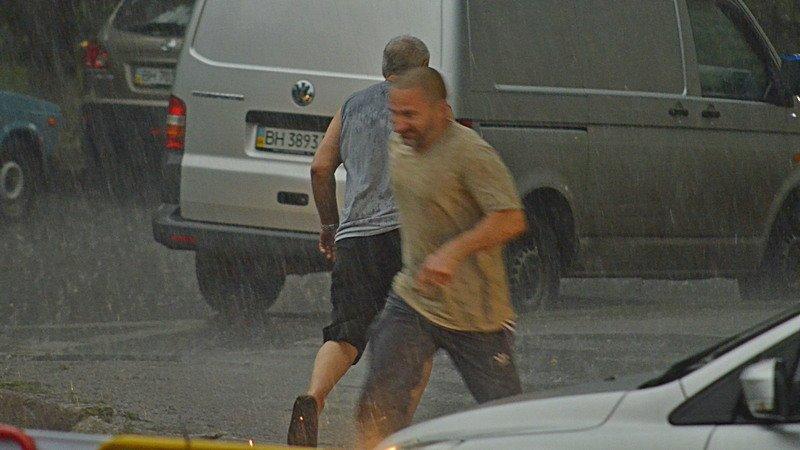 У природы нет другой погоды: Одессу накрыл мощный ливень (ФОТО), фото-5