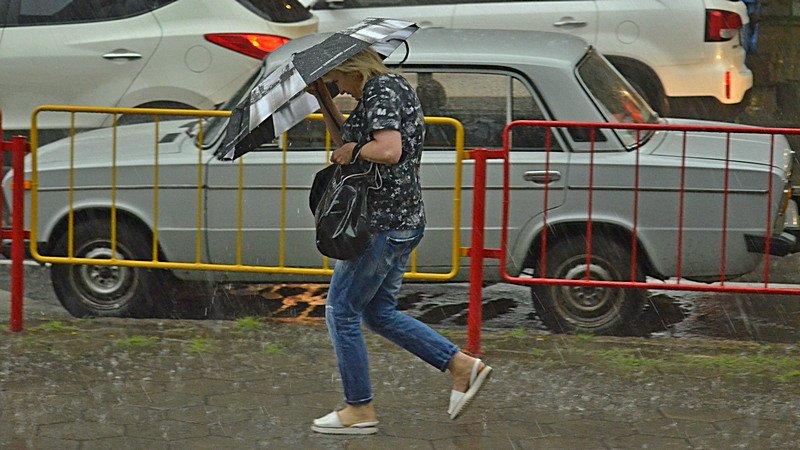У природы нет другой погоды: Одессу накрыл мощный ливень (ФОТО), фото-6