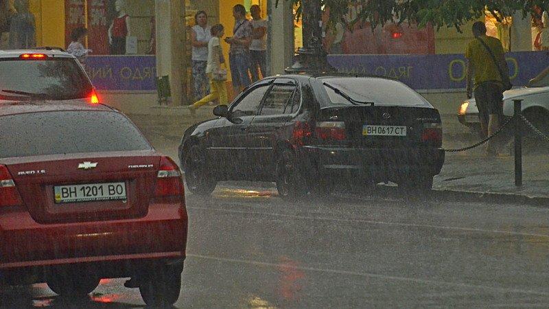 У природы нет другой погоды: Одессу накрыл мощный ливень (ФОТО), фото-3
