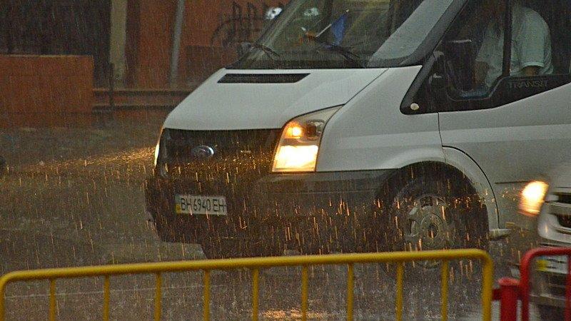 У природы нет другой погоды: Одессу накрыл мощный ливень (ФОТО), фото-7