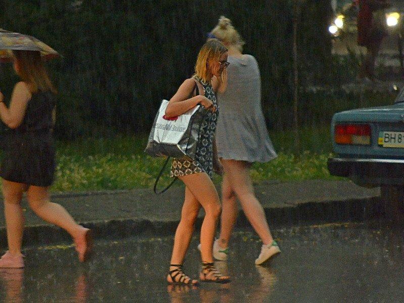 У природы нет другой погоды: Одессу накрыл мощный ливень (ФОТО), фото-2