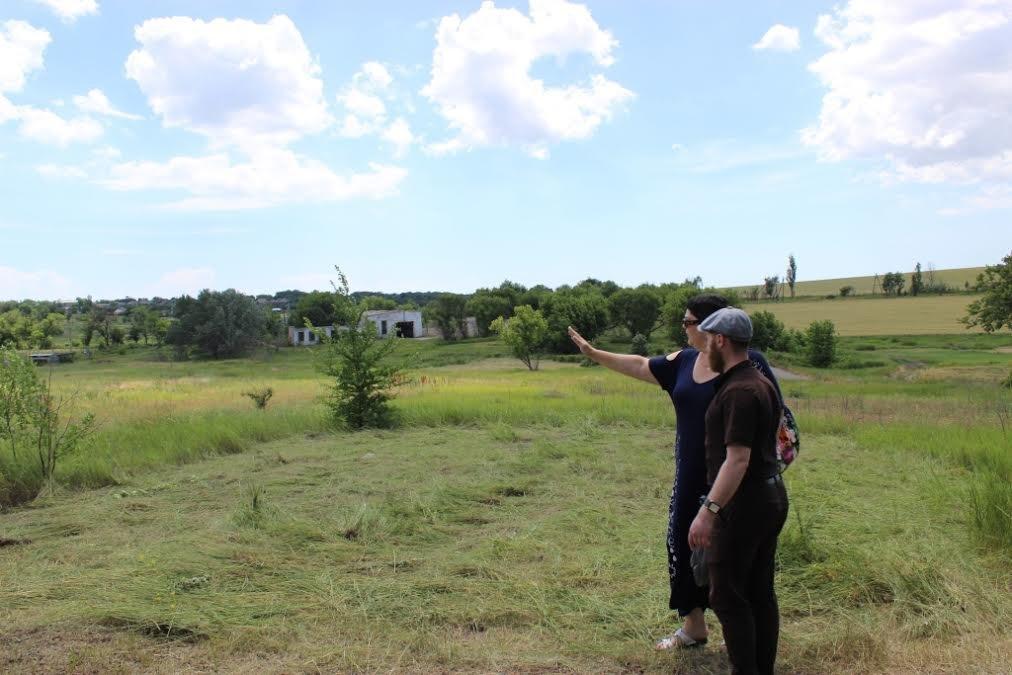 В селе Агробаза под Мариуполем разгорелся земельный скандал (ФОТО), фото-7