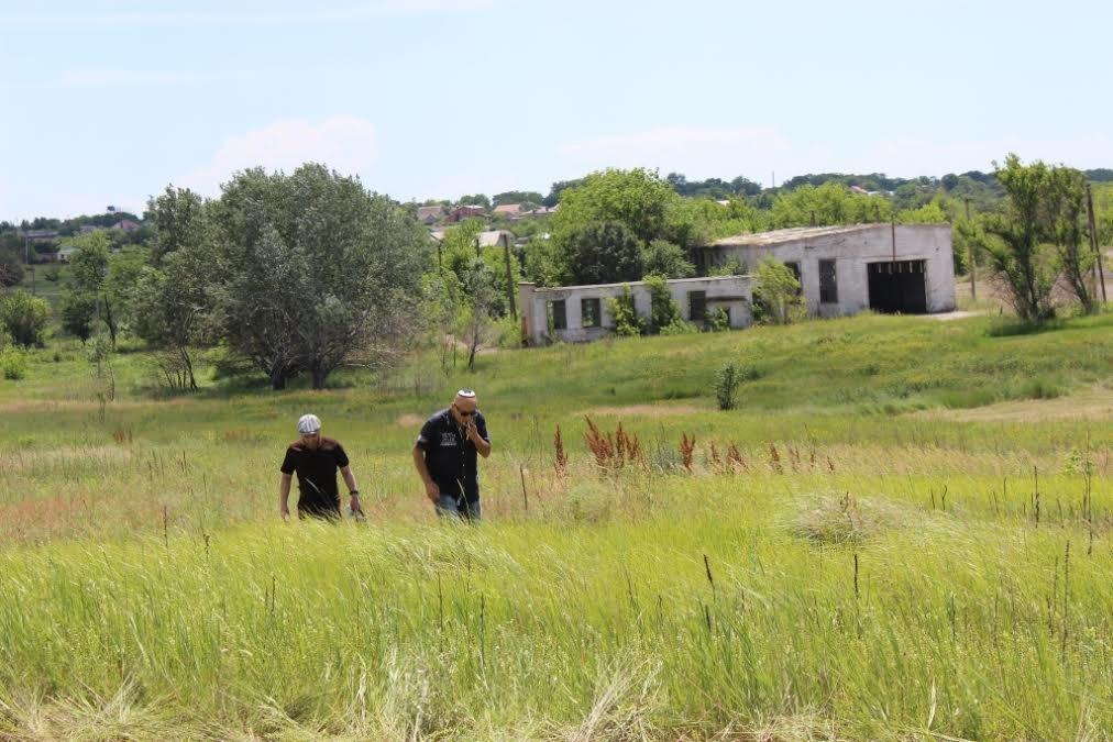 В селе Агробаза под Мариуполем разгорелся земельный скандал (ФОТО), фото-6