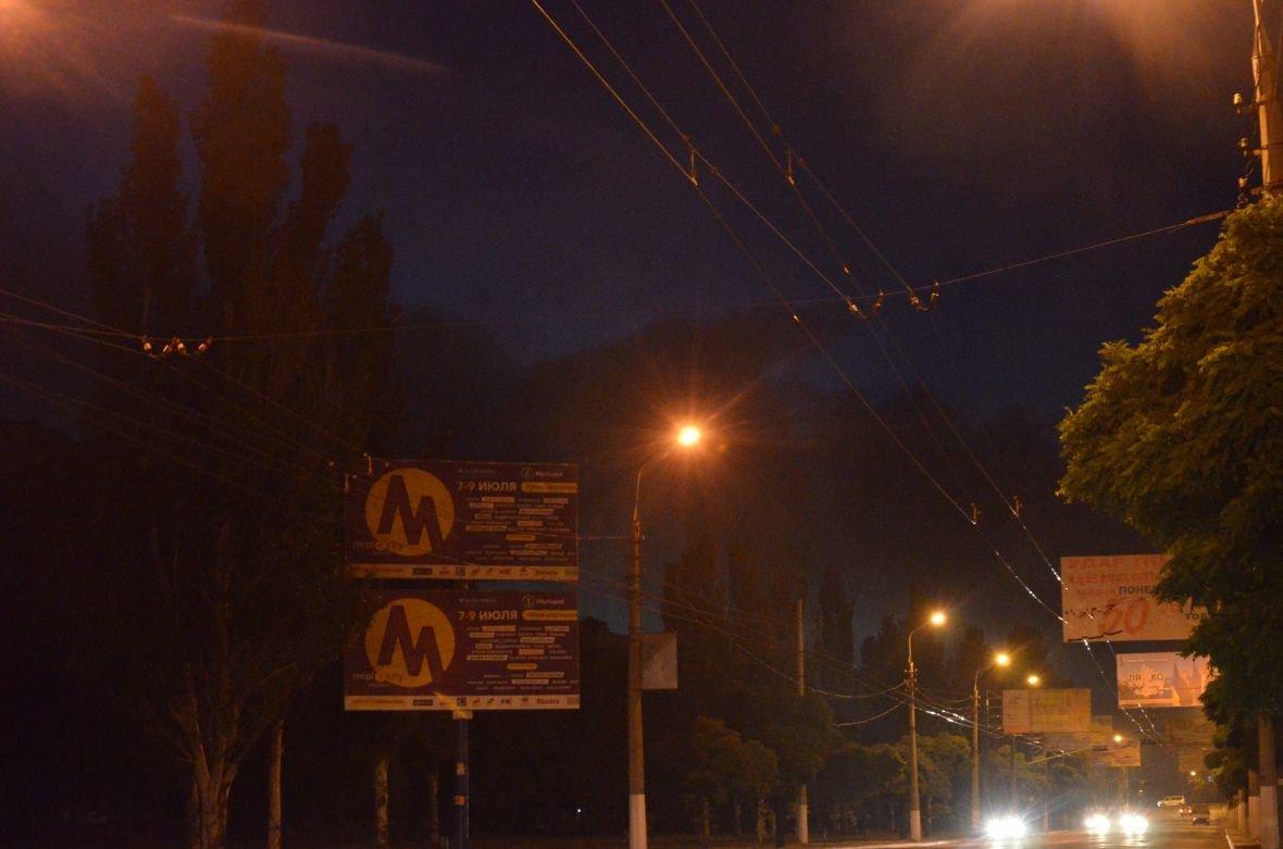 """Загадочный дым над Мариуполем, или как """"травят"""" горожан под покровом ночи (ФОТО), фото-2"""