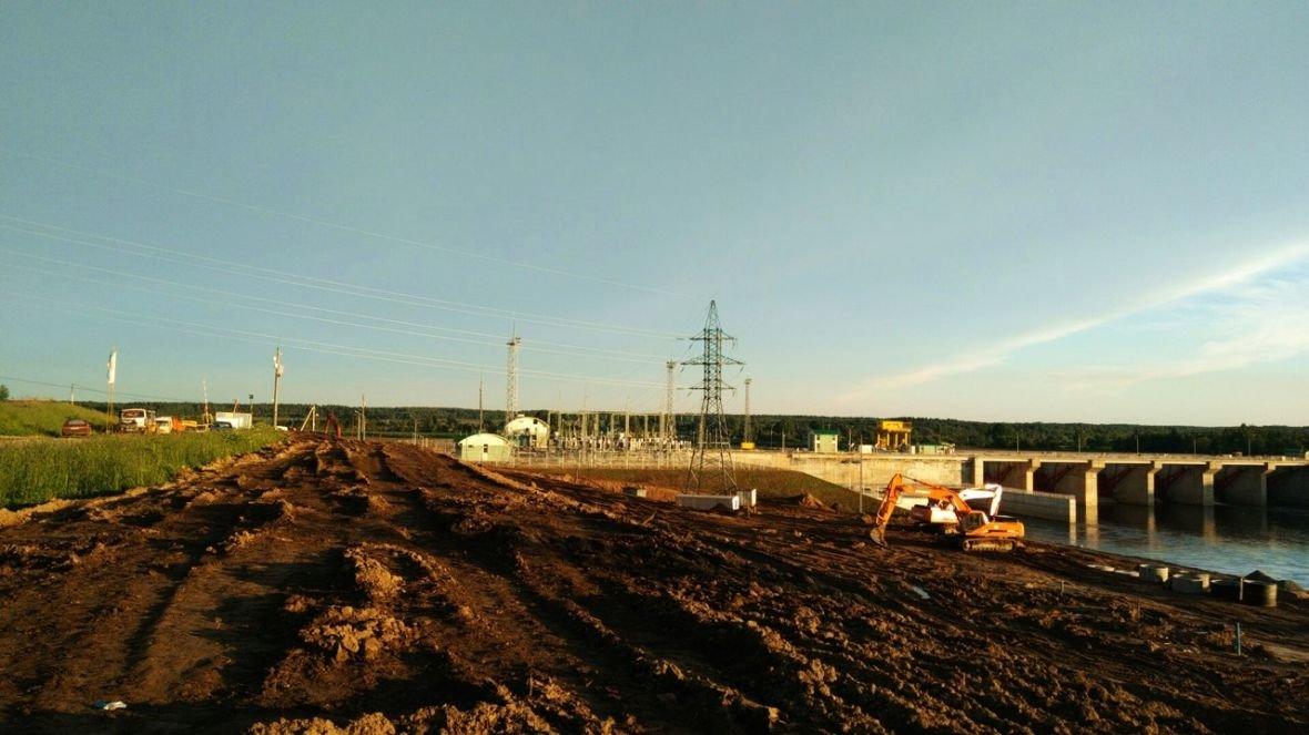 Полоцкую ГЭС запустят на днях, Витебскую – через месяц, фото-2