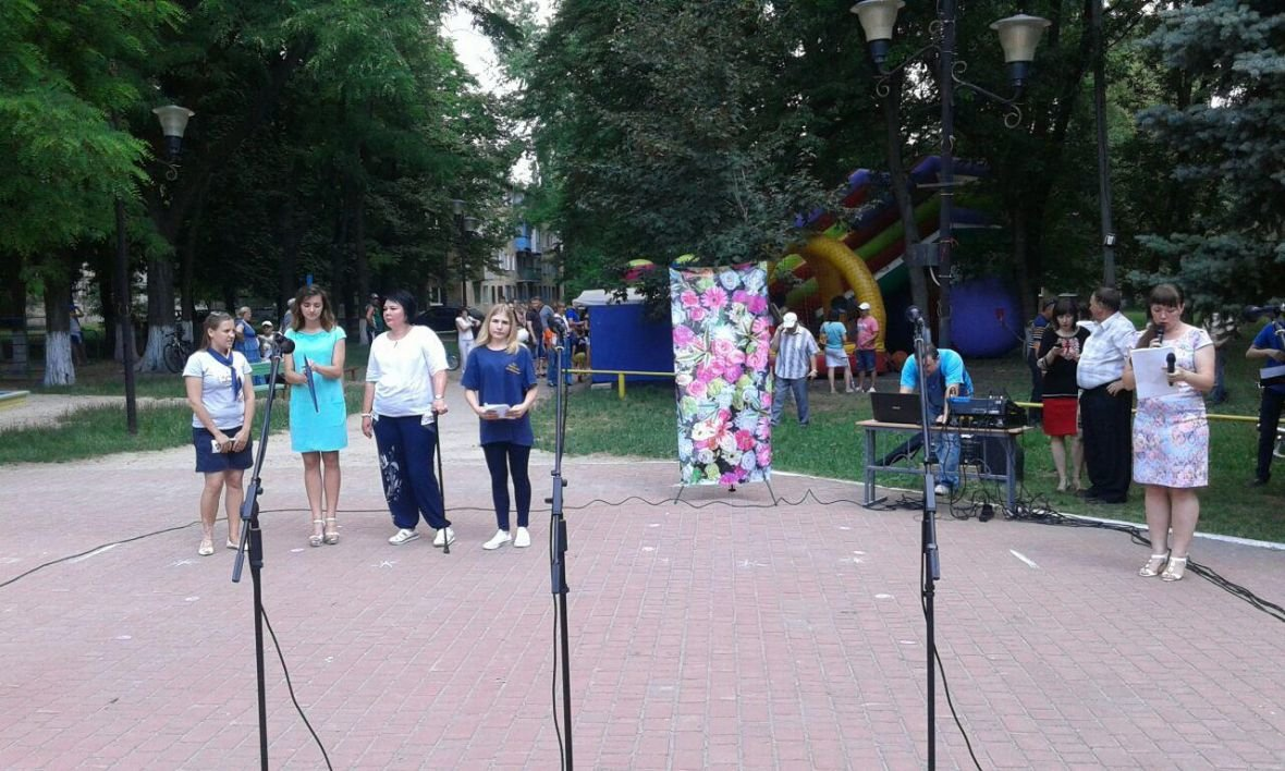В Авдеевке отметили День Конституции (ФОТООТЧЕТ), фото-6