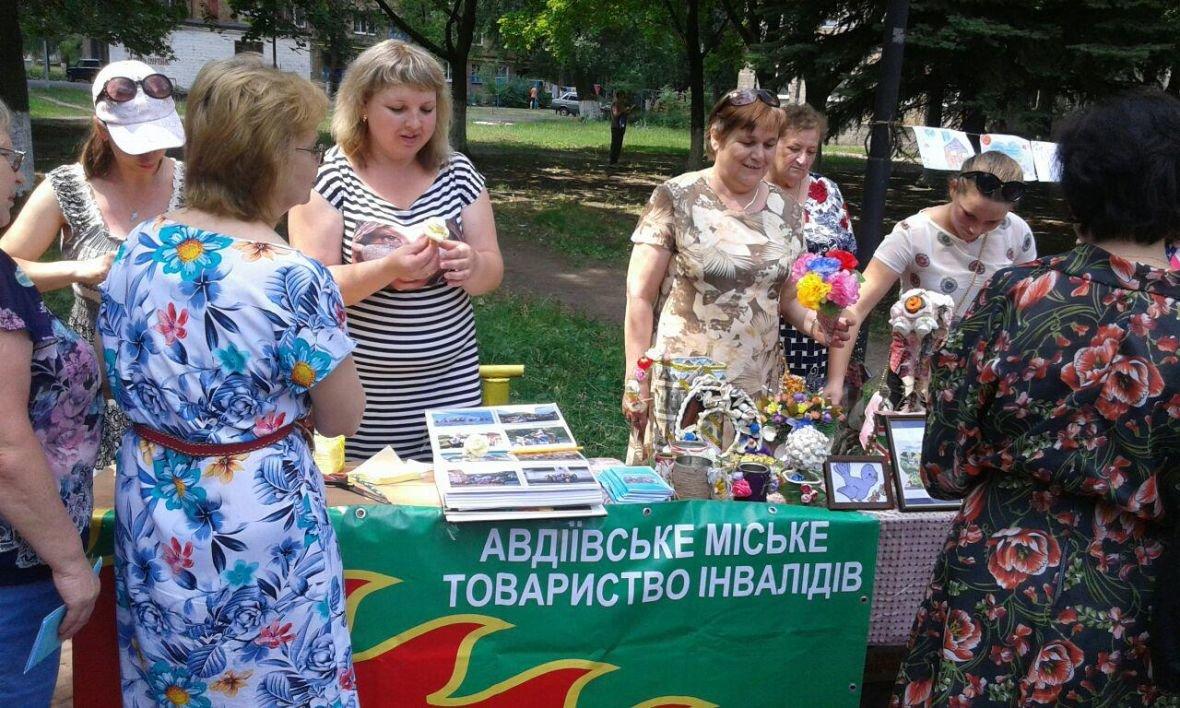 В Авдеевке отметили День Конституции (ФОТООТЧЕТ), фото-12