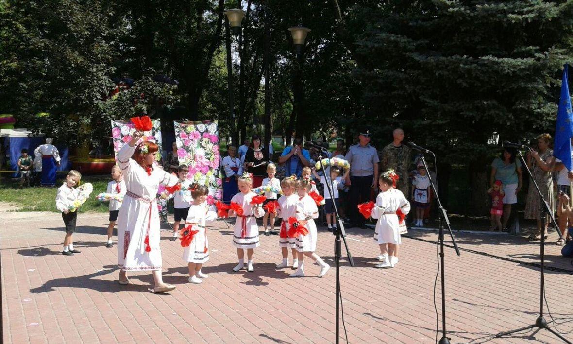 В Авдеевке отметили День Конституции (ФОТООТЧЕТ), фото-2