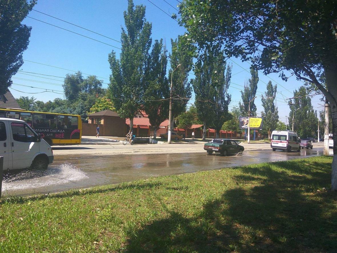 Жители центра Мариуполя остались без воды (ФОТО), фото-4