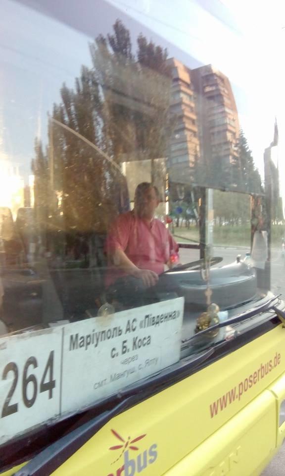 Автобусы в курортные поселки под Мариуполем: дорогая цена и минимум комфорта, фото-2