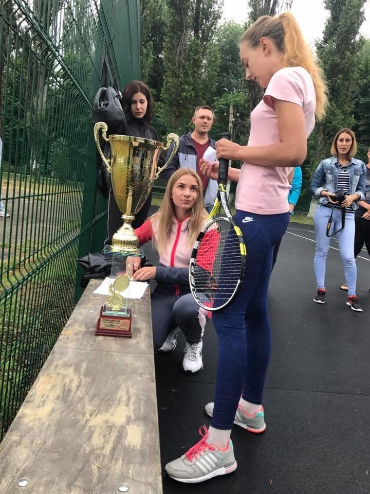 Завершился первый день турнира по большому теннису на Кубок Мусы Магомедова (ФОТО), фото-11