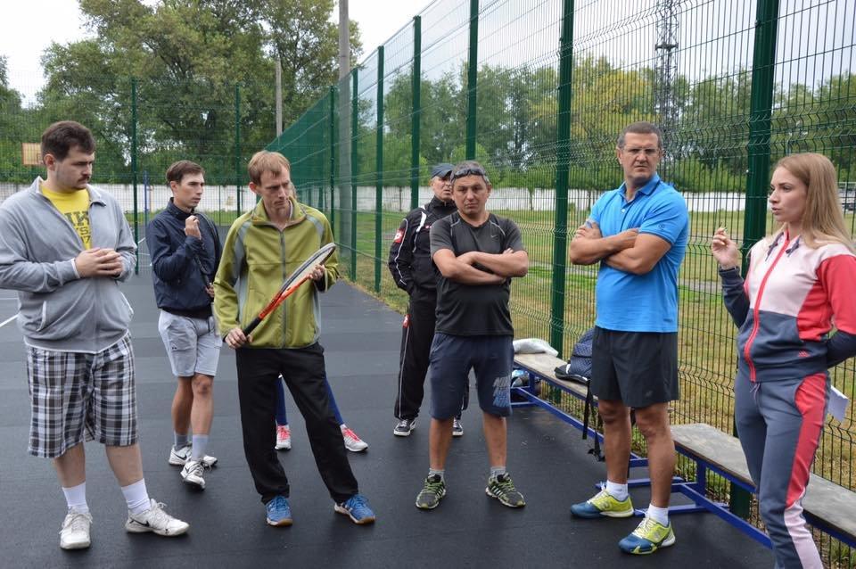 Завершился первый день турнира по большому теннису на Кубок Мусы Магомедова (ФОТО), фото-1