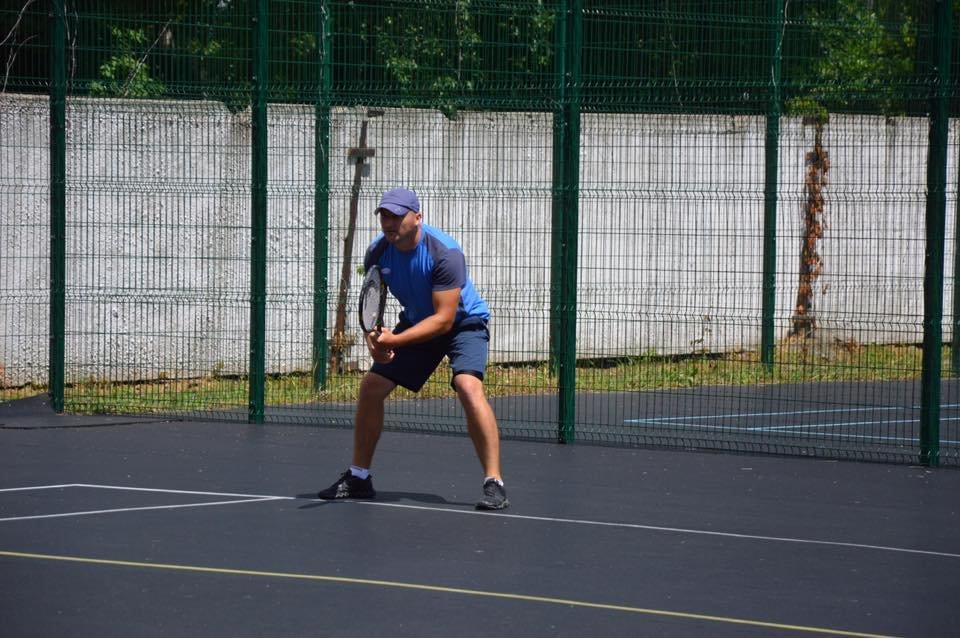 Завершился первый день турнира по большому теннису на Кубок Мусы Магомедова (ФОТО), фото-10
