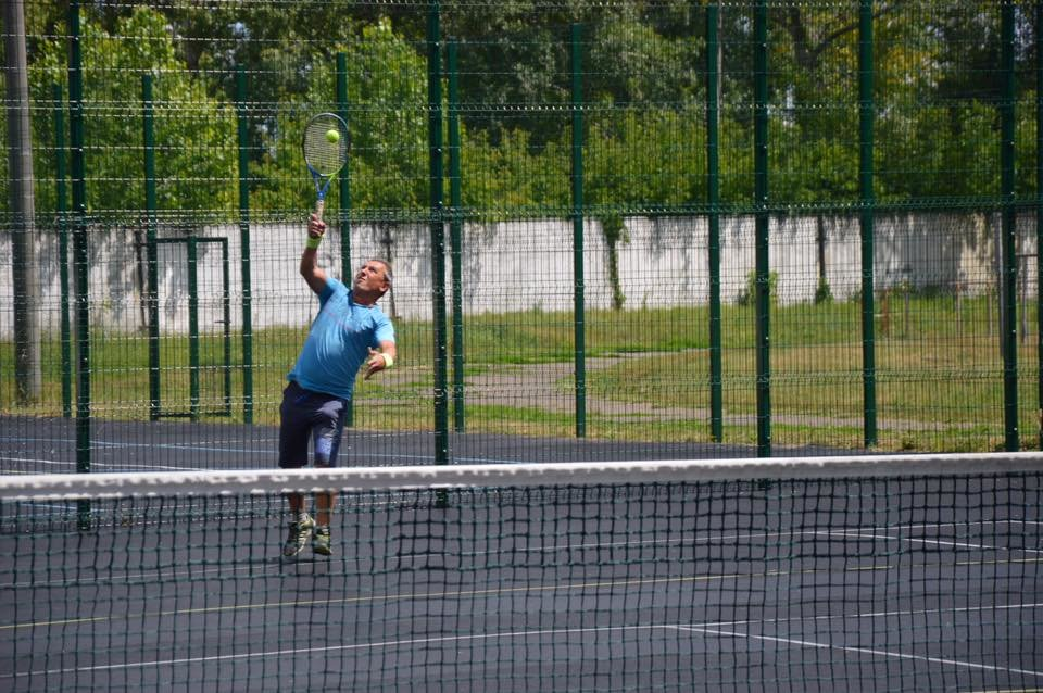 Завершился первый день турнира по большому теннису на Кубок Мусы Магомедова (ФОТО), фото-4