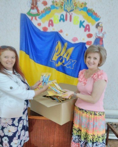В Авдеевку доставили гуманитарную помощь для малышей (ФОТОФАКТ), фото-1