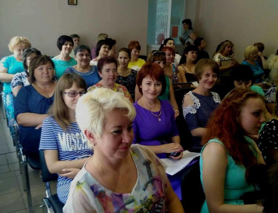 В Авдеевке поздравили работников бухгалтерии с профессиональным праздником (ФОТО), фото-1