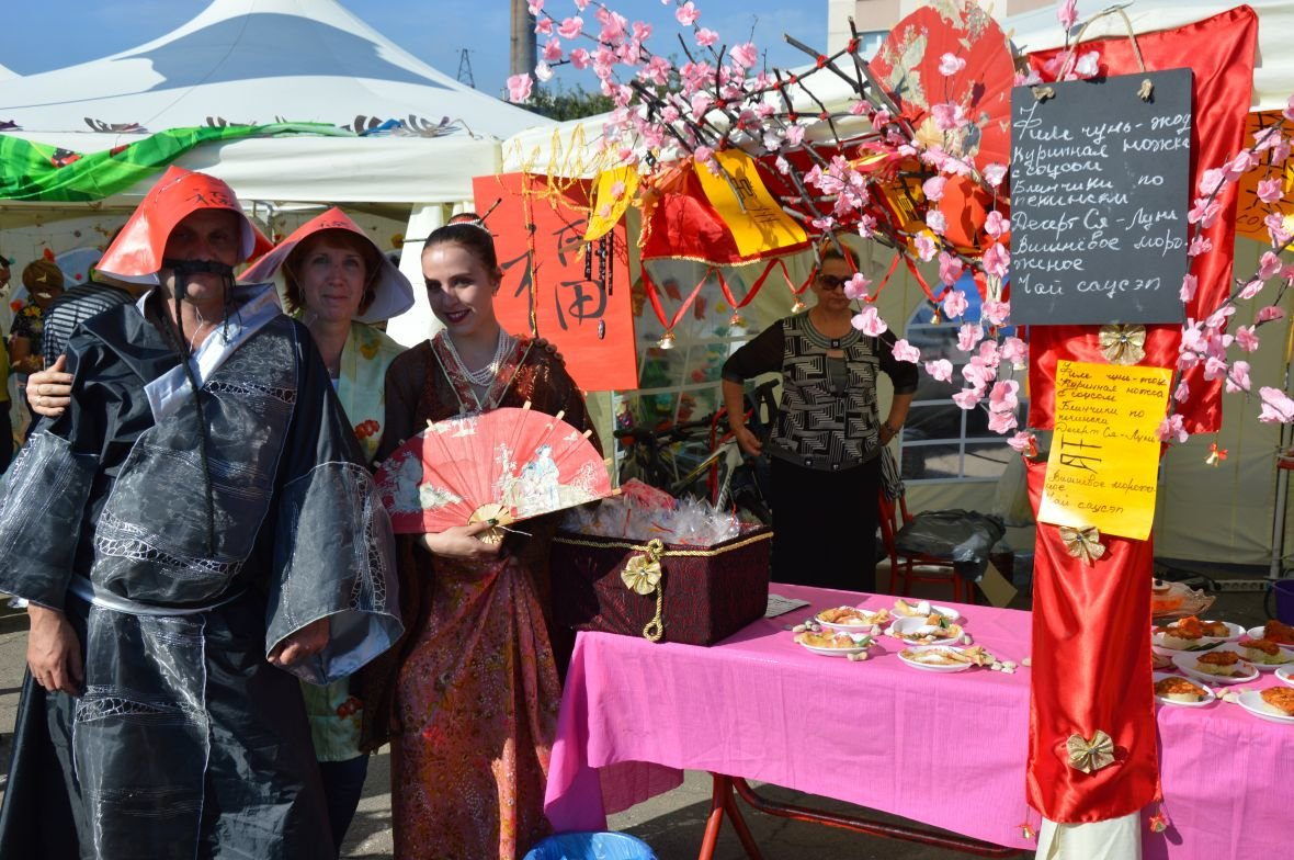 Заводчане АКХЗ организовали для жителей города настоящий фестиваль еды (ФОТОФАКТ), фото-7