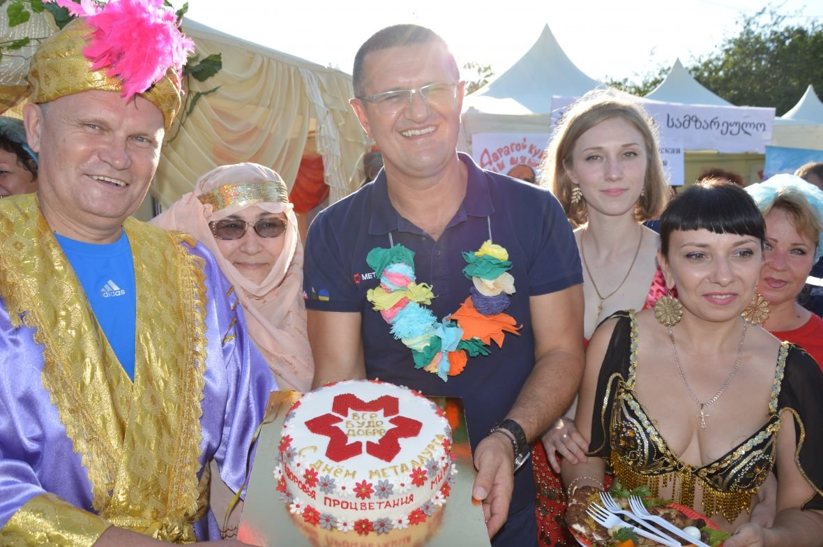 Заводчане АКХЗ организовали для жителей города настоящий фестиваль еды (ФОТОФАКТ), фото-34