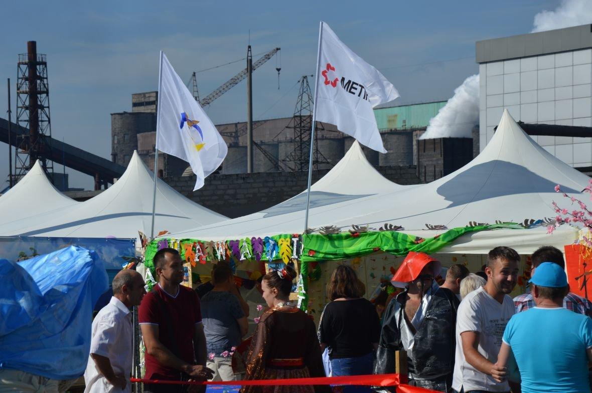 Заводчане АКХЗ организовали для жителей города настоящий фестиваль еды (ФОТОФАКТ), фото-2