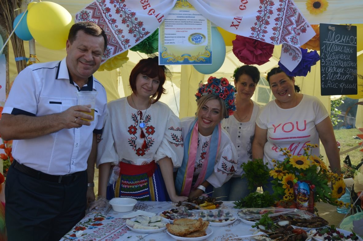 Заводчане АКХЗ организовали для жителей города настоящий фестиваль еды (ФОТОФАКТ), фото-18