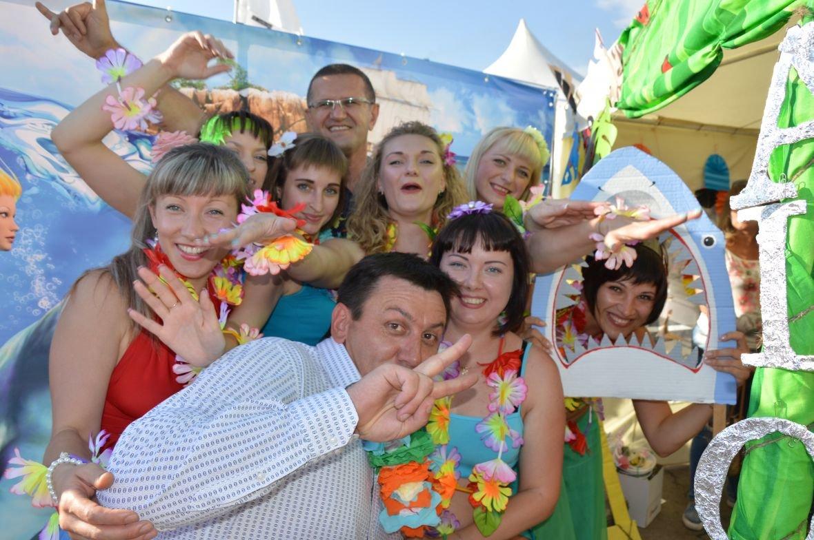 Заводчане АКХЗ организовали для жителей города настоящий фестиваль еды (ФОТОФАКТ), фото-27