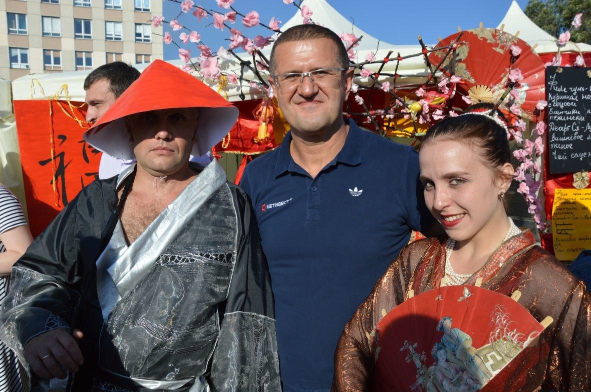 Заводчане АКХЗ организовали для жителей города настоящий фестиваль еды (ФОТОФАКТ), фото-26