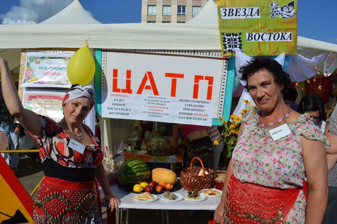 Заводчане АКХЗ организовали для жителей города настоящий фестиваль еды (ФОТОФАКТ), фото-9