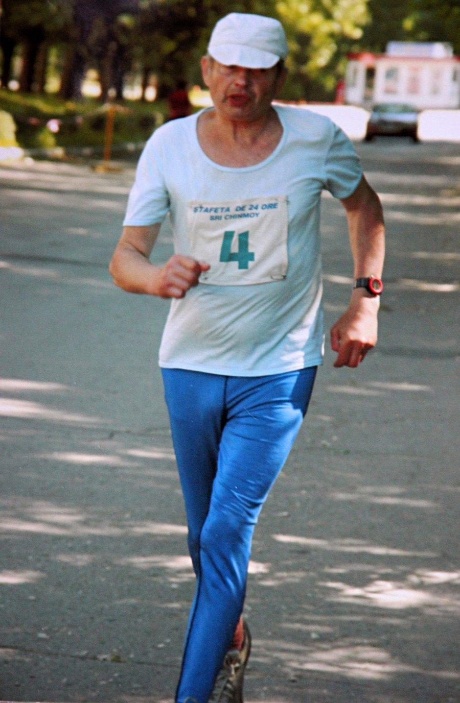 Бегом от старости: в Новополоцке живет 75-летний марафонец, фото-1